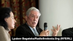 Mario Vargas Llosa, 2014
