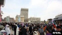 آرشیف، پل باغ عمومی در کابل