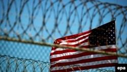 Военная база США в Гуантанамо на Кубе