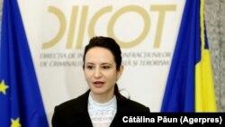 Giorgiana Hosu, DIICOT