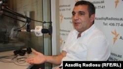 Исполнительный секретарь оппозиционного движения «РеАл» («Реальная альтернатива») Натиг Джафарли