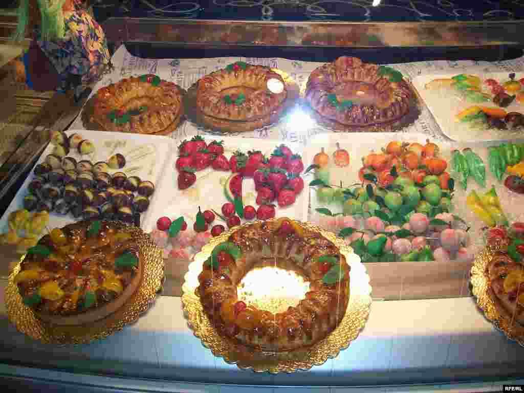 Италия. Вкуснейшие мафины с фруктами