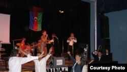 Tünzalə Ağayevanın Praqada konserti, 22 sentyabr 2006