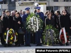 Obilježavanje Dane nezavisnosti BiH, Sarajevo, 1. mart 2012.