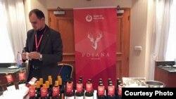 La expoziţia de vin din Praga