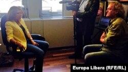 La interviul de la Bruxelles