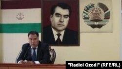 Раҷаббой Аҳмадзода