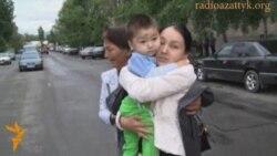 Ребенка вернули матери через суд