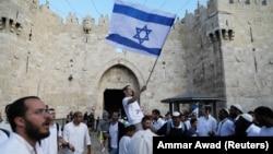 იერუსალიმის დღე, 13 მაისი
