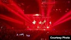 Концерт в Череповце