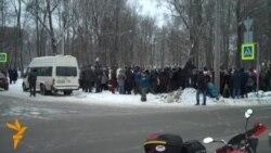 Митинги в Петербурге в защиту больницы №31