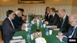 دیدار وزیران خارجه ایران و نروژ در اسلو