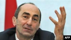 Ermənistanın keçmiş prezidenti Robert Koçaryan