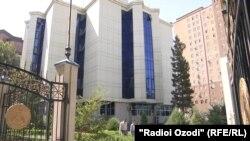Здание Таможенной службы Таджикистана в г. Душанбе
