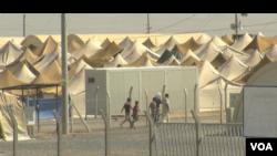 Камп за бегалци во Турција
