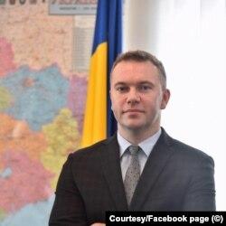 Посол України в Румунії Олександр Баньков