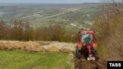 Pe fragmentul transnistrean al frontierei moldo-ucrainiene