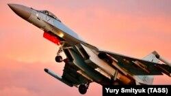 Российский истребитель С-35С