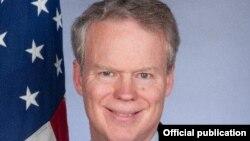 Ambasadori i Shteteve të Bashkuara në Kosovë, Greg Delawie.