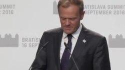 Donald Tusk: Uniunea Europeană nu este perfectă, dar este ceea ce avem mai bun