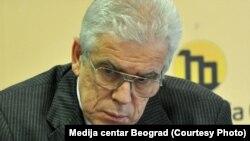 Vladom se upravlja sa Andrićevog venca: Mihailo Crnobrnja