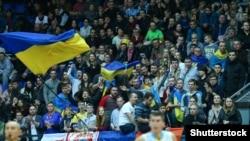 Матч пройшов у Києві. Фото архівне