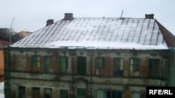 Стары будынак на вуліцы Віленскай