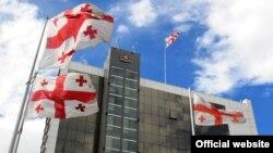 Վրաստանի պաշտպանության նախարարության շենքը Թբիլիսիում