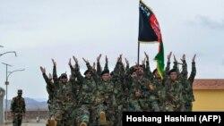 افغان امنیتي ځواکونه د عملیاتو پر مهال