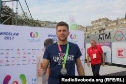 Даниїл Болдирєв – срібний призер Всесвітніх ігор у Вроцлаві