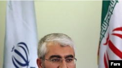 Spokesman Alireza Jamshidi