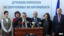 Државната комисија за спречување корупција