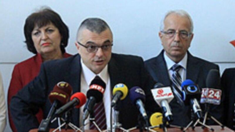 Миленков поднесе оставка од Антикорупциска