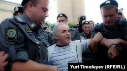 Гаррі Каспаров, 17 серпня 2012 року