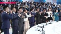Казахстан прославлял Назарбаева. Итоги Дня Первого президента
