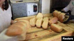 A bakery in Russia (file photo)