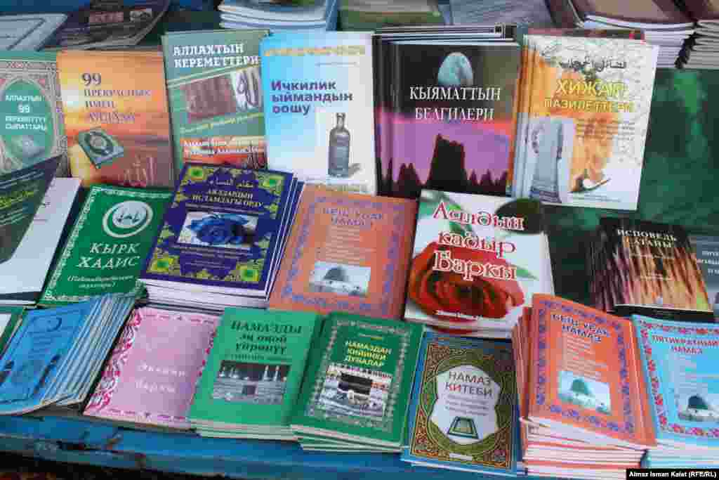 По названиям книг можно узнать, что востребовано на рынке...