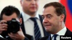 Правительство Дмитрия Медведева пока не готово противостоять геополитике