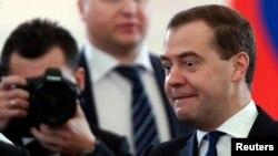 Дмитро Медведєв, прем'єр-міністр Росії