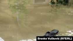 Trstenik, poplave, maj 2'014