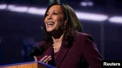 Kandidatja demokrate për nën-presidente amerikane, Kamala Harris.