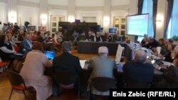 Sa međunarodne konferencije o položaju umirovljenika u Zagrebu, 17. listopad 2012.