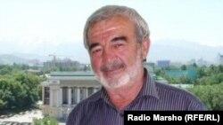 Омаев Дагун, театран а, кинон а актер, Оьрсийчоьнан халкъан артист, Соьлж-ГIала, 2012