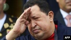 Венесуэла президенті Уго Чавес. Каракас, 2 маусым 2012 жыл.