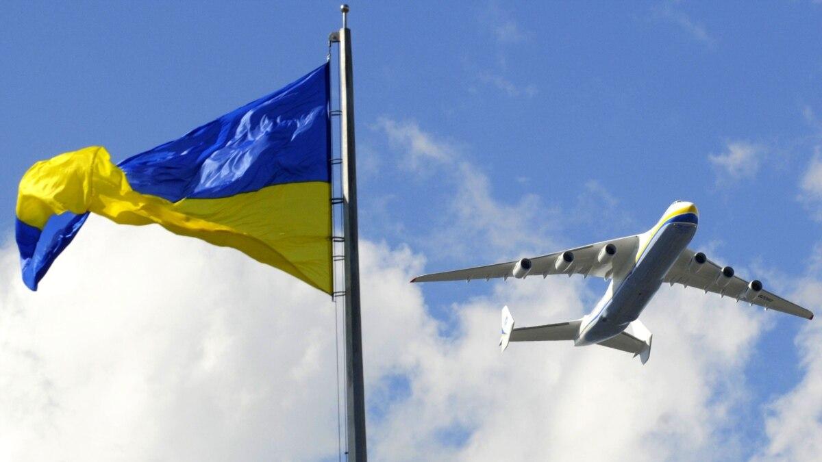 Украинская «Мрия» направляется к Китаю, где заберет гуманитарный груз