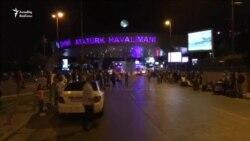 Türkiyədə hava limanında partlayış olub