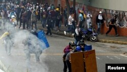 Protesti u Venecueli traju od aprila 2017. godine