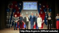 Празднование 44-летия «Крымского содового завода», декабрь 2017 года