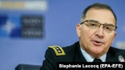Головнокомандувач сил НАТО в Європі, американський генерал Кертіс Скапарротті