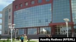 Gəncədə yerləşən diaqnostika mərkəzi